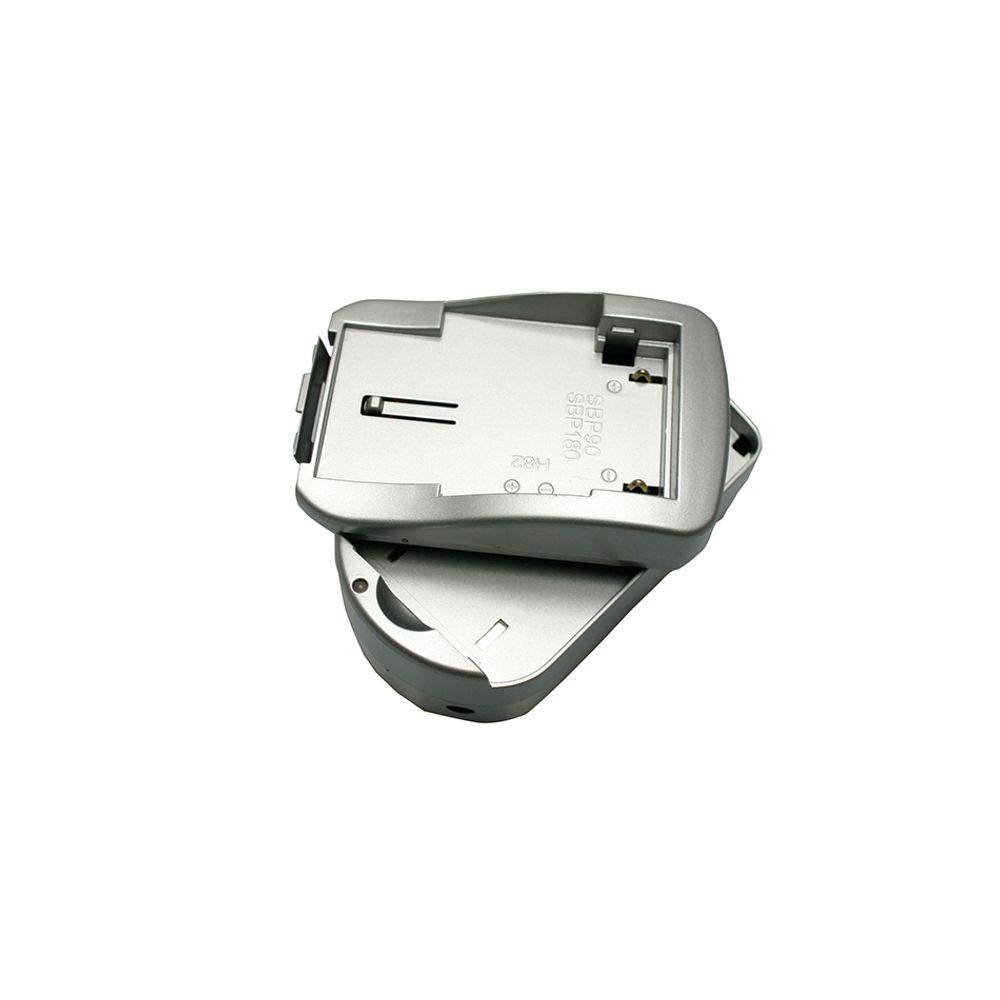 Carregador Universal De Bateria Para Câmeras E Filmadoras Samsung