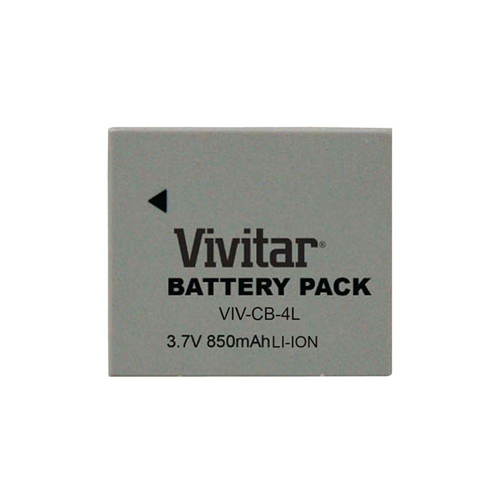 Bateria Recarregável Equivalente A Canon Modelo Nb4L
