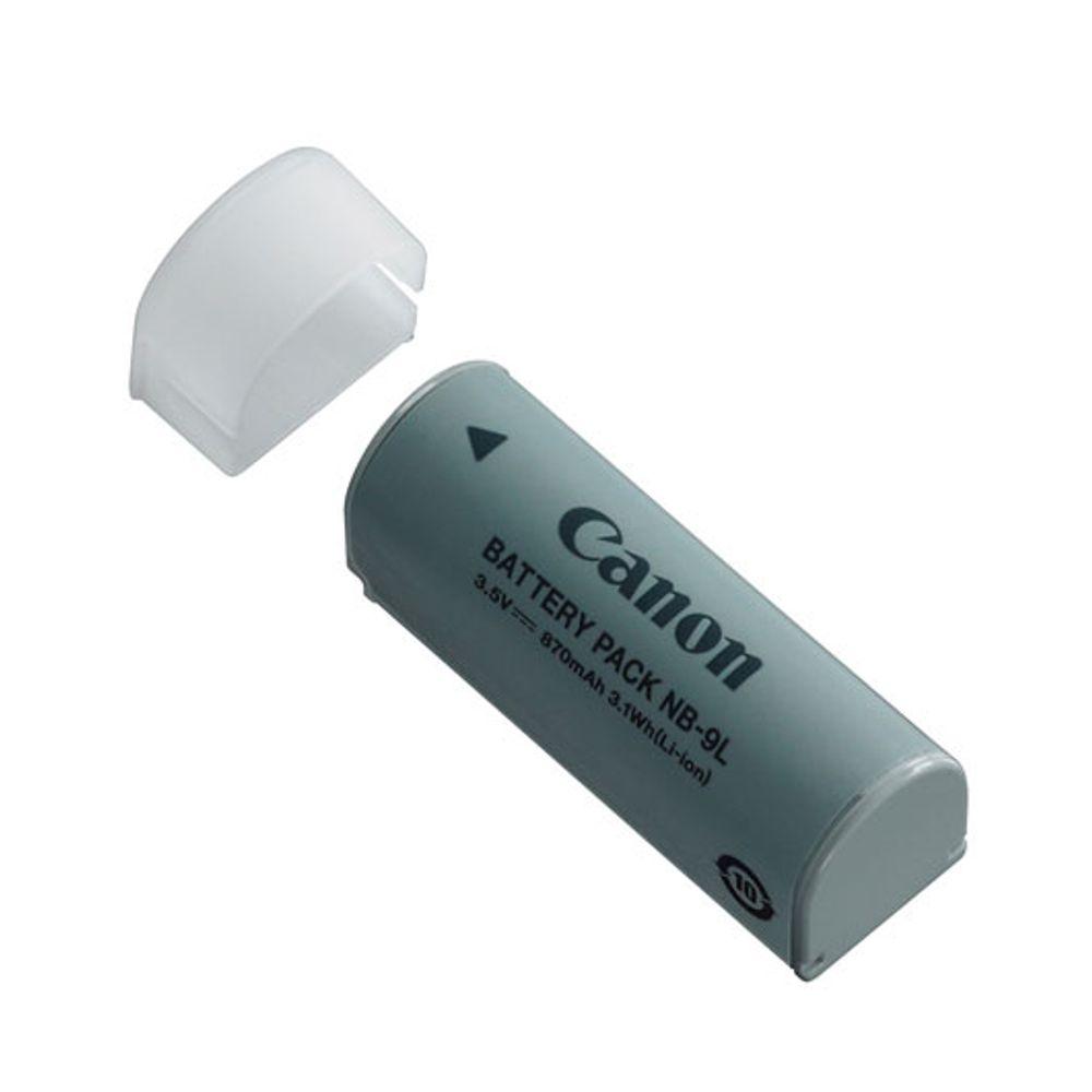 Bateria original Canon para câmeras séries N, ELPH e SD