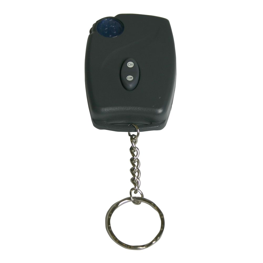 Chaveiro controle remoto para 8 dispositivos