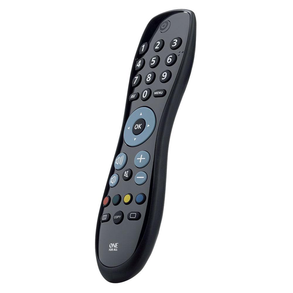 Controle Remoto Universal Para Tv, Lcd Ou Plasma