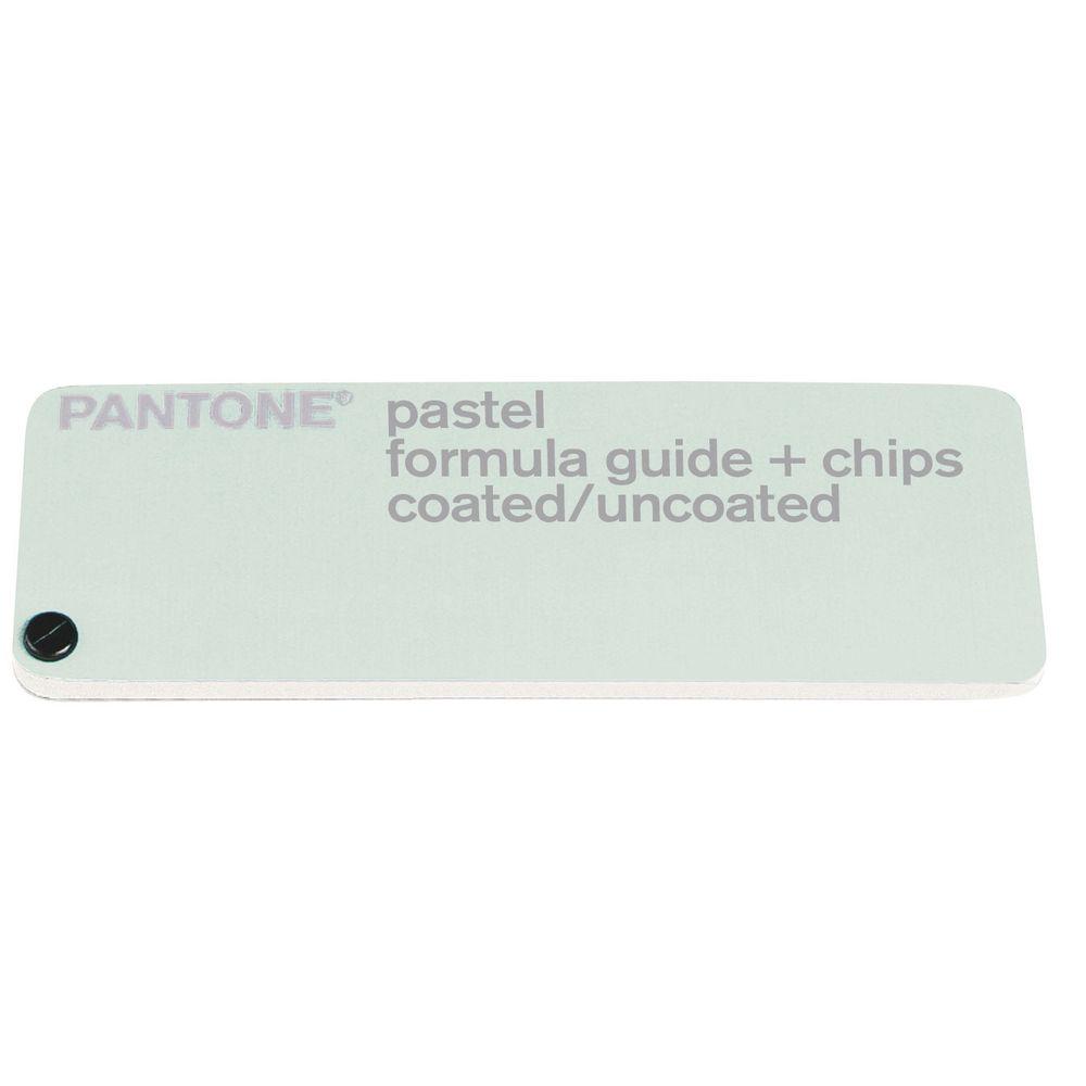 Pastel Formula Guide  + Chips