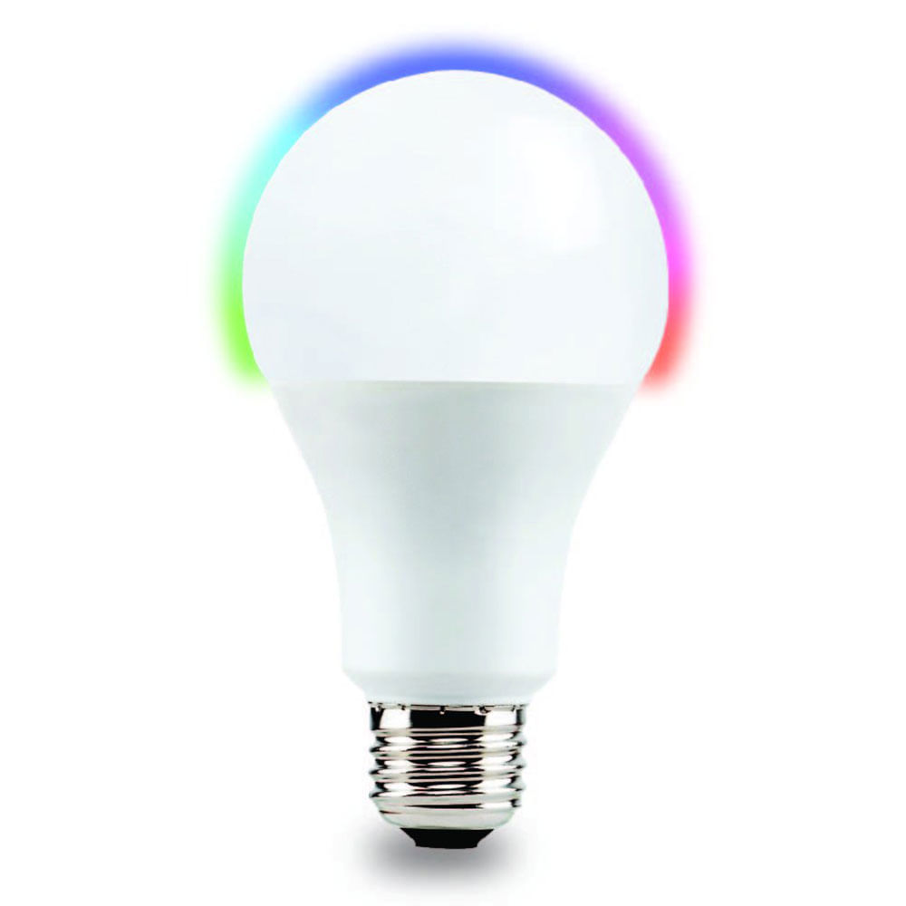 Lâmpada LED WiFi Vivitar LB-60 450 Lumens Branca ou Colorida