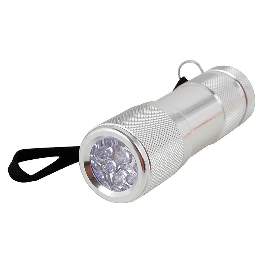 Lanterna de Alumínio 9 Leds Western