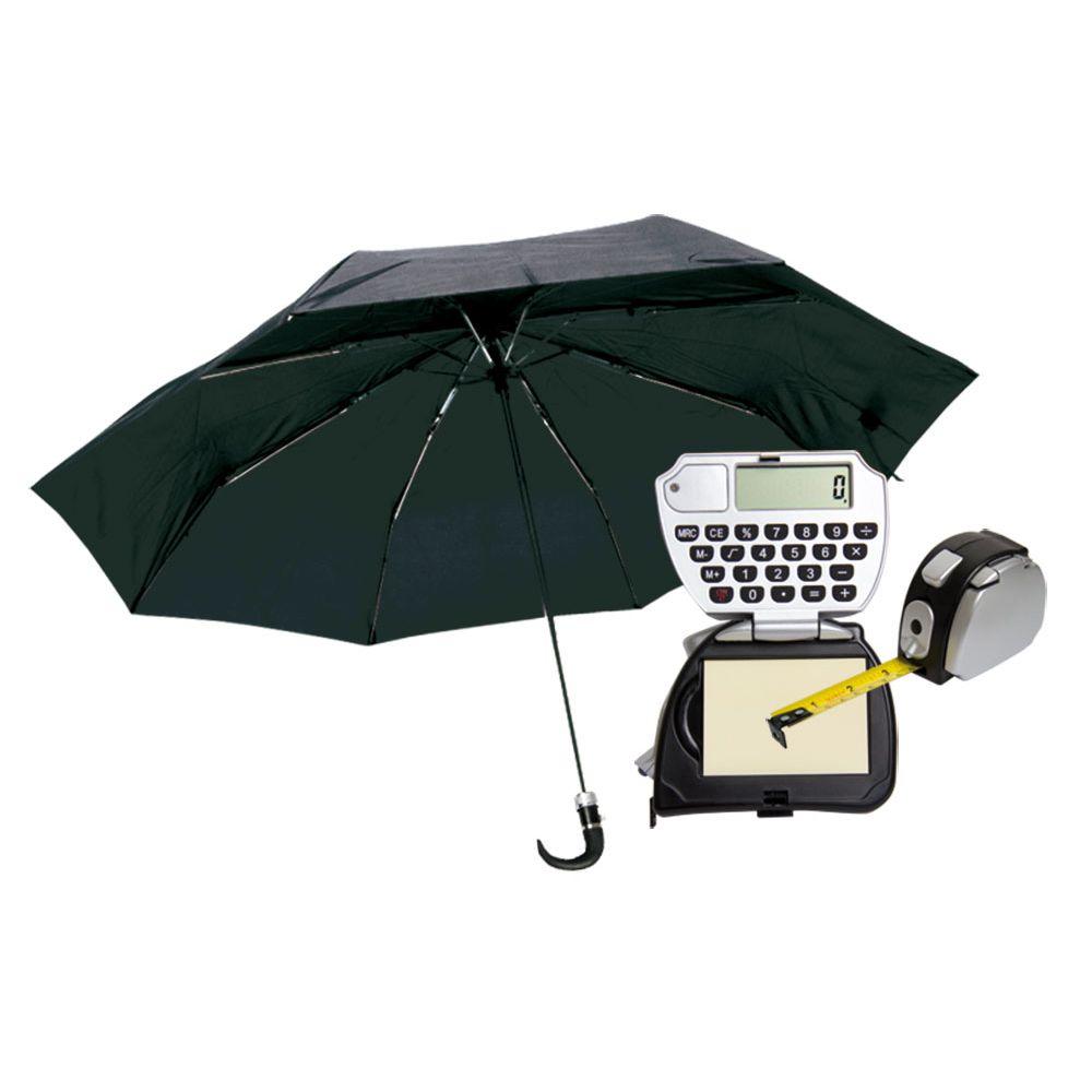 Mini guarda chuva + Trena com 4,9 m de extensão