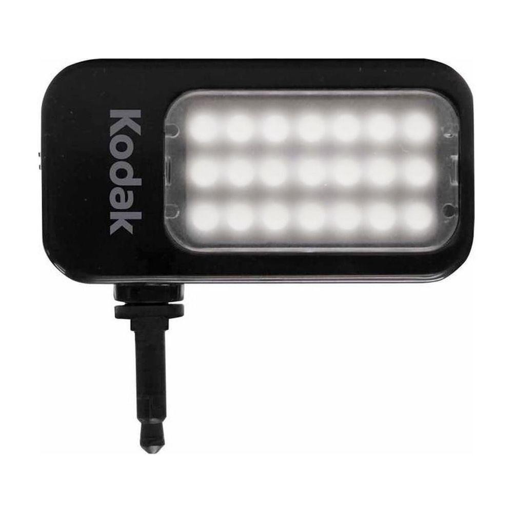 Flash Recarregável Kodak com 21 Leds para SmartPhone