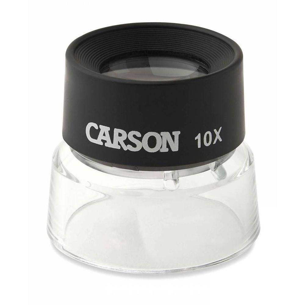 Lupa Power Stand Carson 10x LumiLoupe LL-10