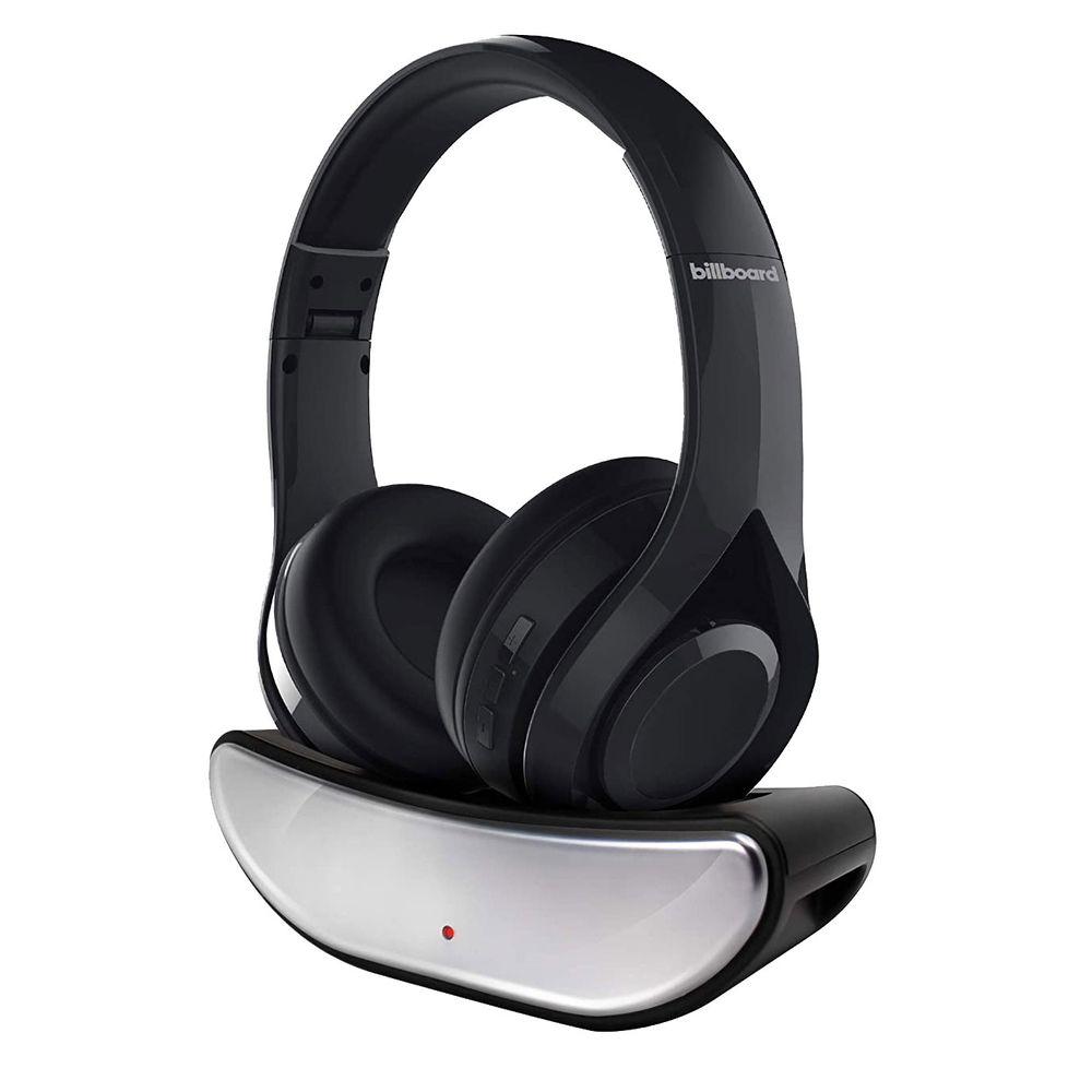 Headphone Bluetooth De Carga Rápida E Base De Carga S/fio