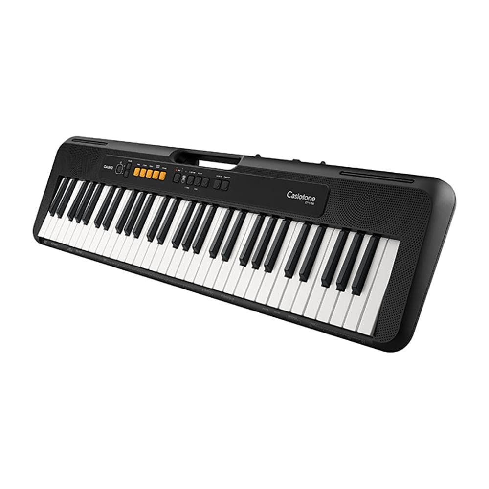 Teclado-eletronico-Musical-Casio-com-61-teclas-61-ritmos-e-60-timbres---Preto