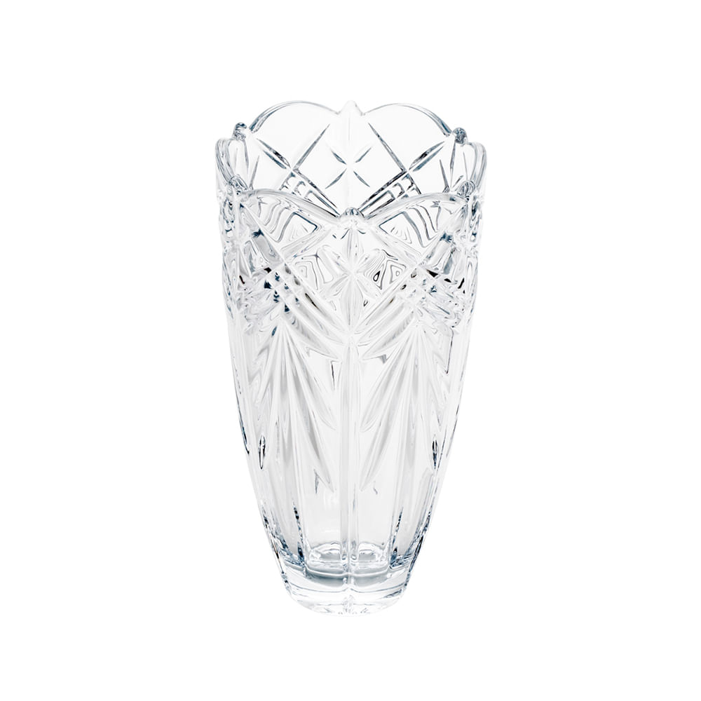 Vaso Cristal Ecológico Taurus 14X30Cm