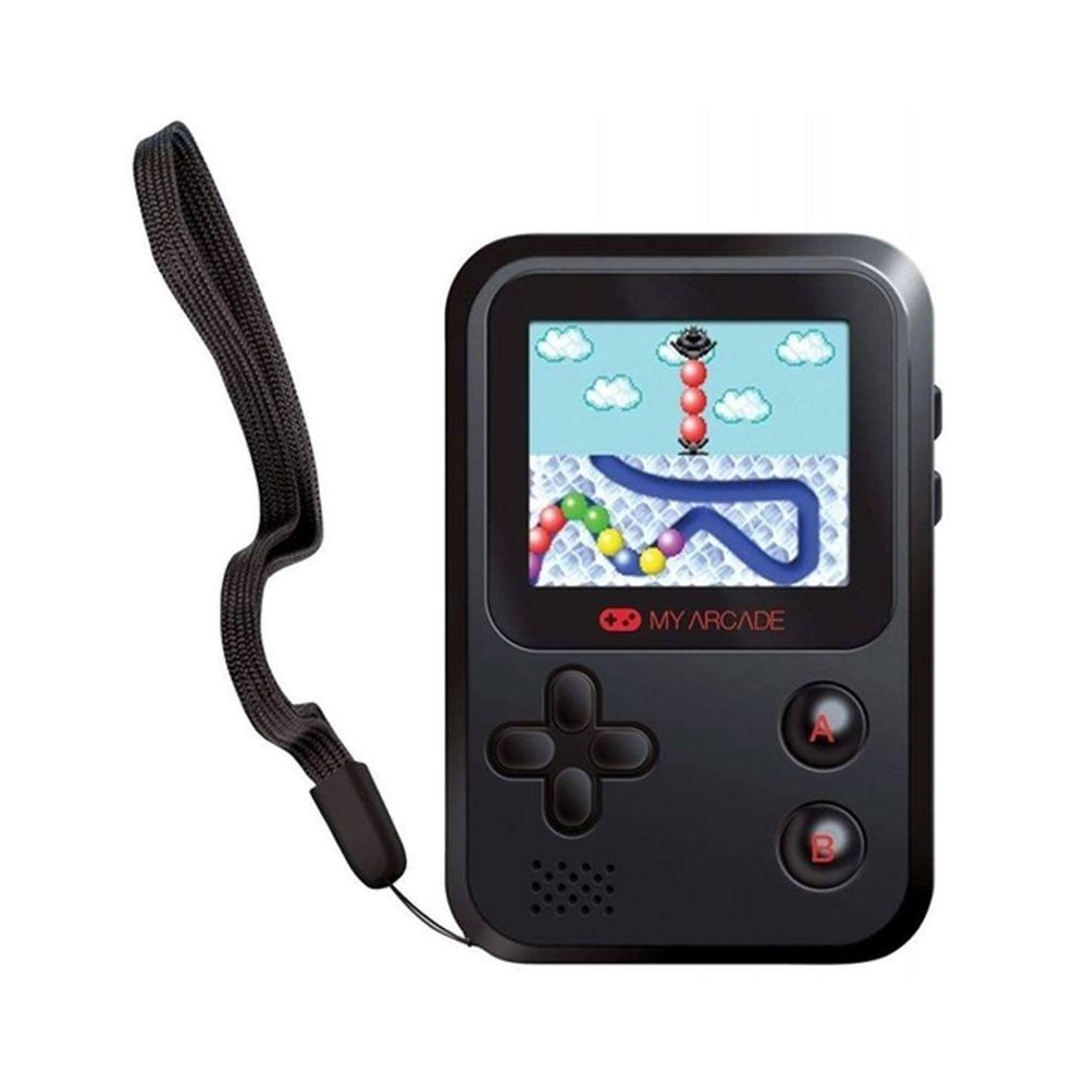 Console Portátil My Arcade Gamer Mini com 160 Jogos - Preto