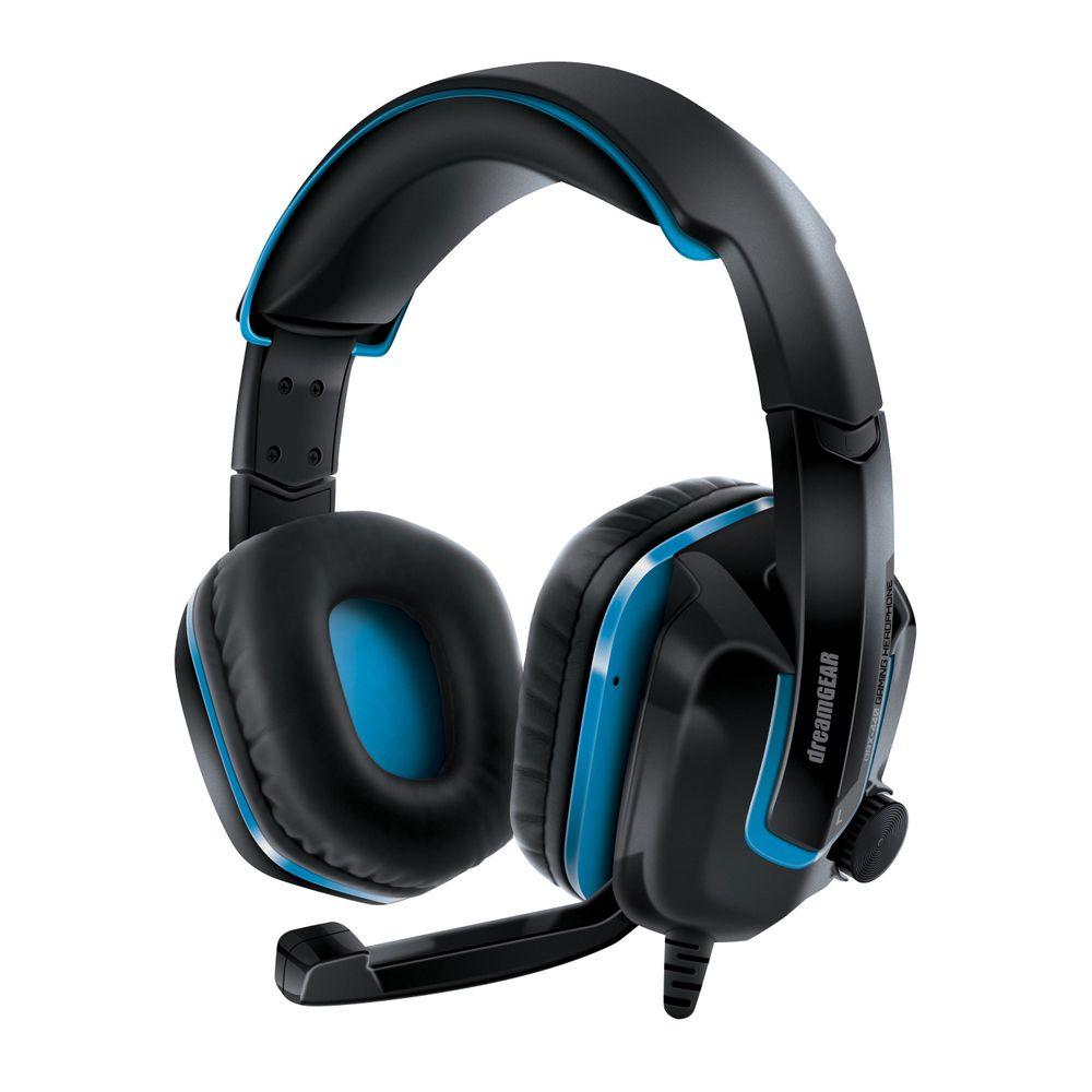 Fone de ouvido Headset Dreamgear GRX-440 com microfone e controle de volume
