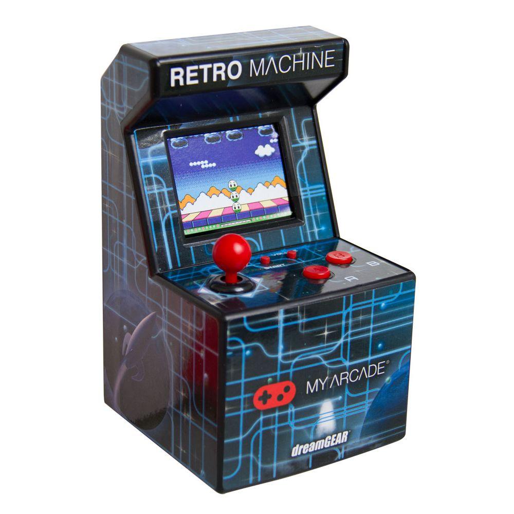 Jogo Retrô Arcade Vídeo Machine