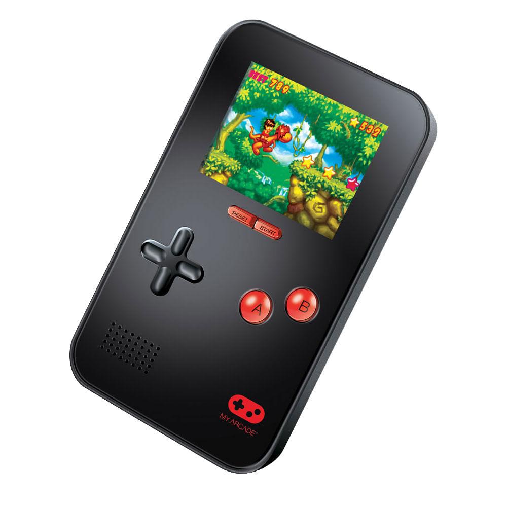 Console portátil My Arcade Gamer Go Dreamgear DGUN-2864 Preto
