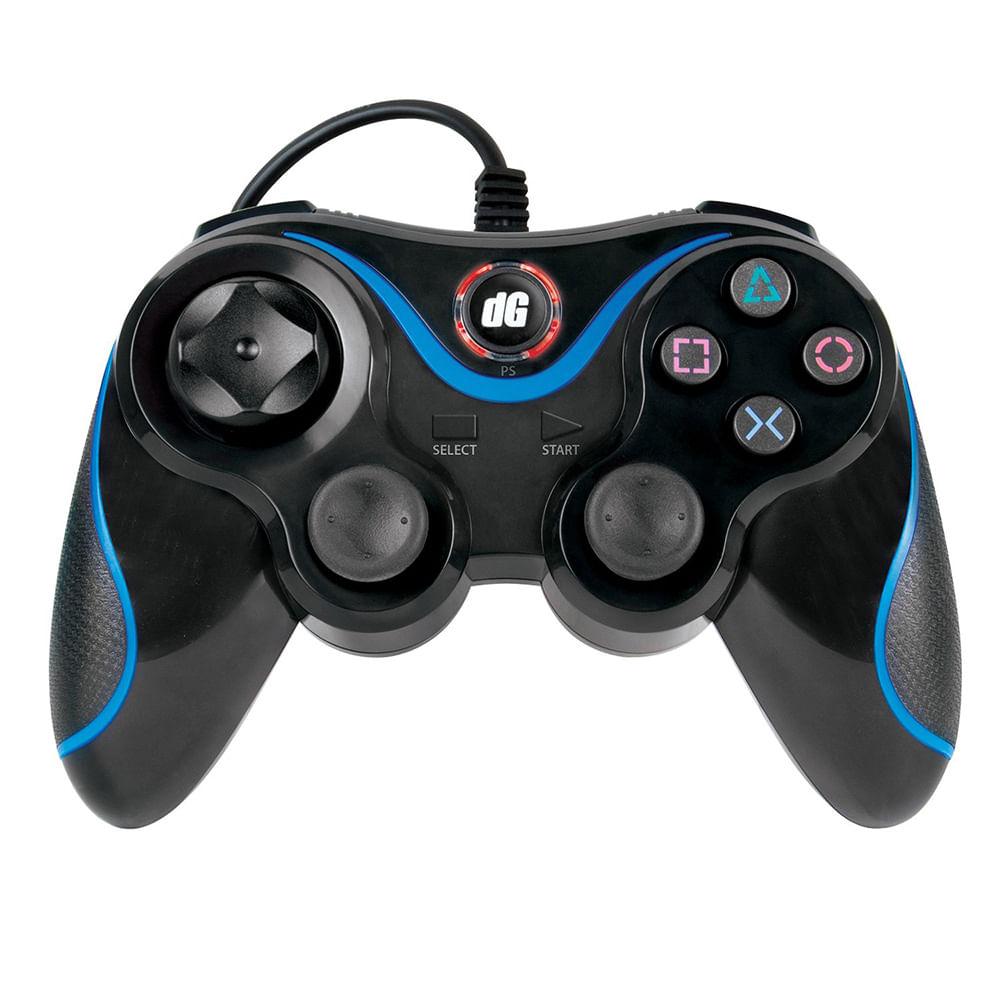 Controle remoto com fio Orbiter para PS3