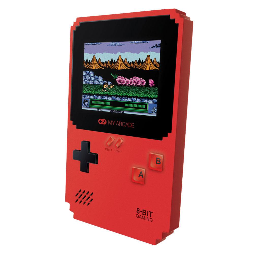 Console portátil Gamer Pixel Classic Dreamgear DGUNL-3201