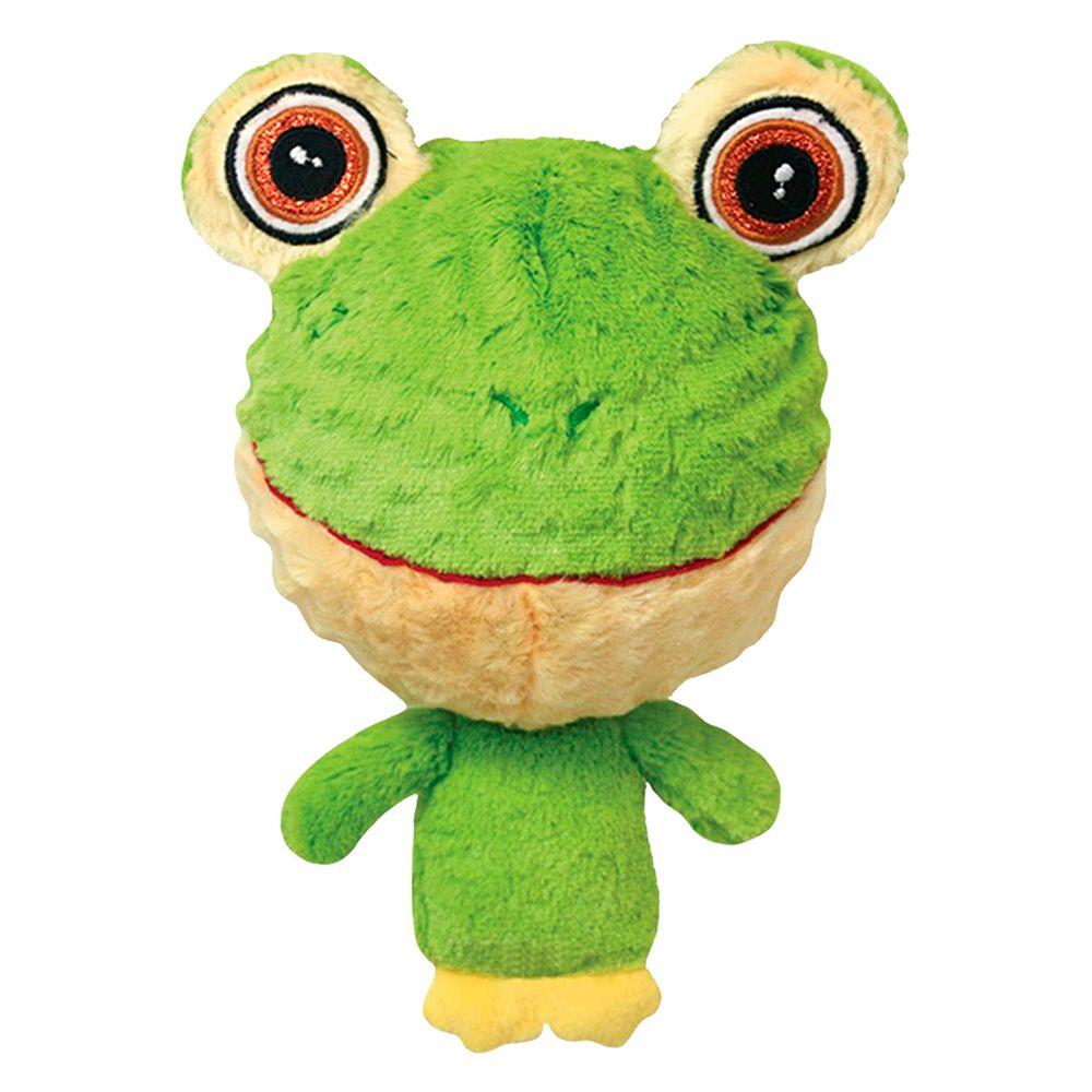 Brinquedo Pet Cuzzle Buddies Sapinho
