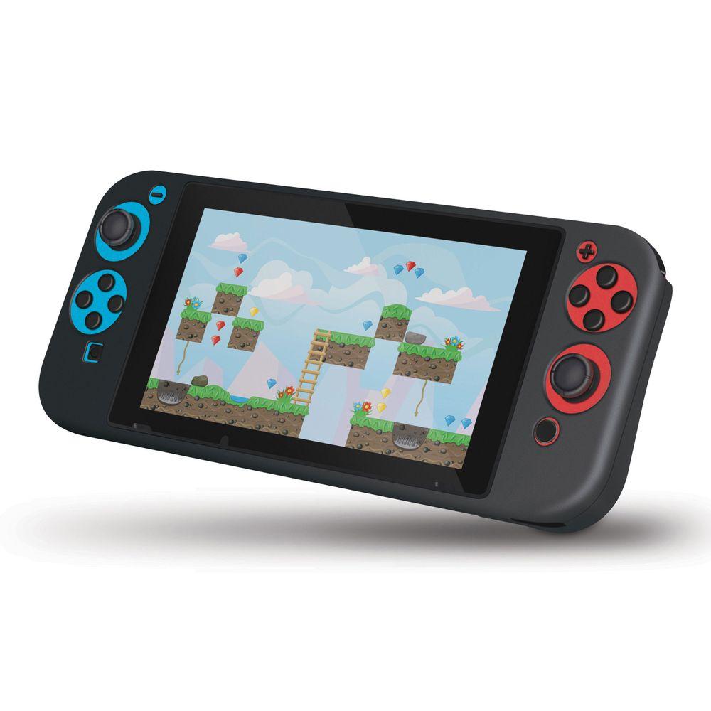 Capa protetora em silicone Dreamgear para Nintendo Switch DGSW-6503
