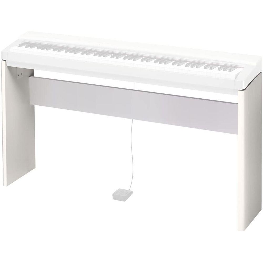 Suporte Base para uso em Piano Digital Casio - Branco