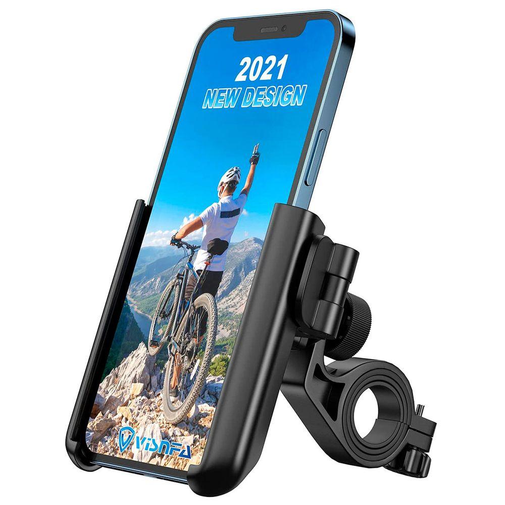 Suporte de guidão de bike para Smartphone de 3,5 a 7 polegadas